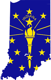 Indiana Symbol